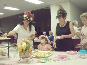 Tea party Hats 2011